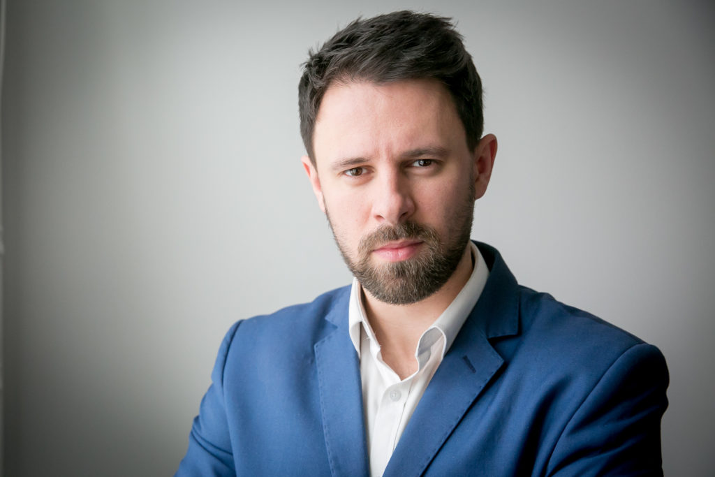 Łukasz Sowa fot. Piotr Molęcki