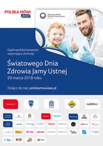 Polska mowi aaa - Plakat A2