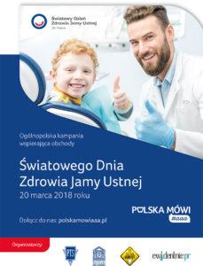 Polska mowi aaa - Plakat A4