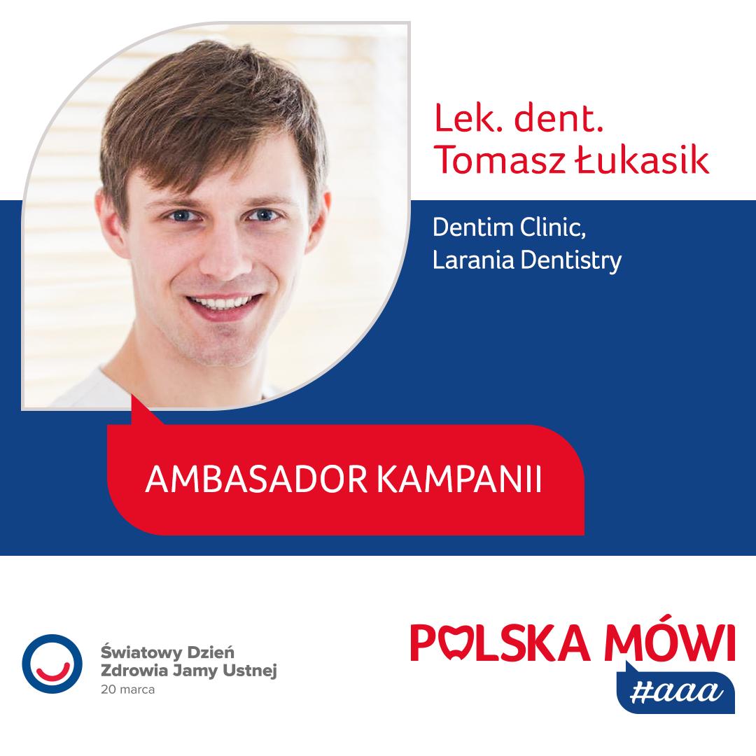 Łukasik: higienistki brakującym ogniwem opieki stomatologicznej