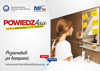 Przewodnik po kampanii Światowy Dzień Zdrowia Jamy Ustnej