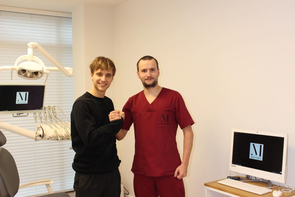 Z doktorem Maciejem Michalakiem