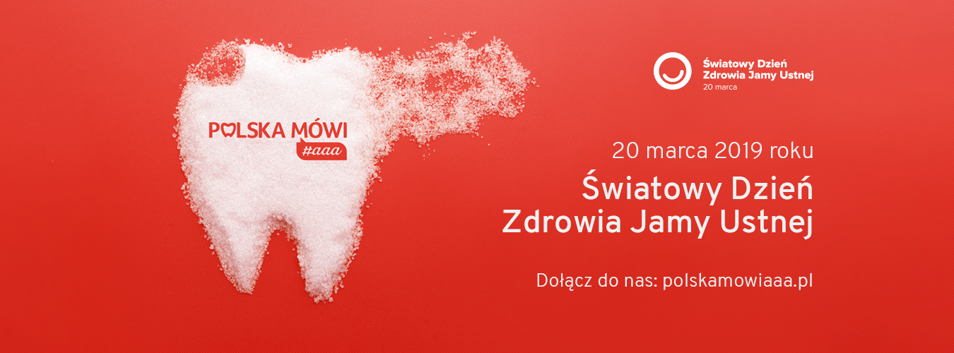 Światowy Dzień Zdrowia Jamy Ustnej 2019 - Facebook cover photo