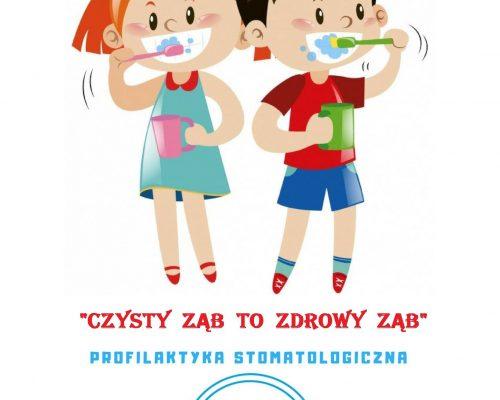 Plakat na akcję do szkoły - 26.03.2019